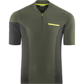 Mavic XA Pro SS Jersey Herr pirate black/black